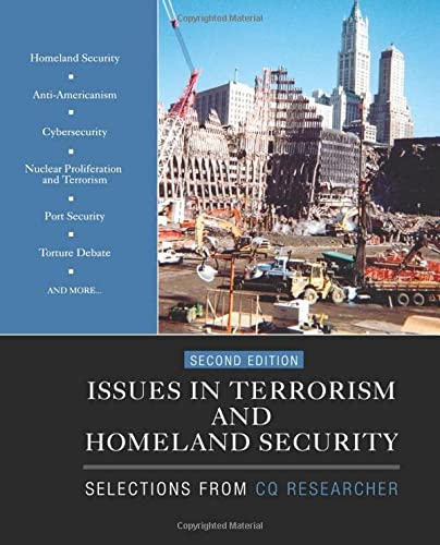 9781412992015: Issues in Terrorism and Homeland Security: Selections From CQ Researcher