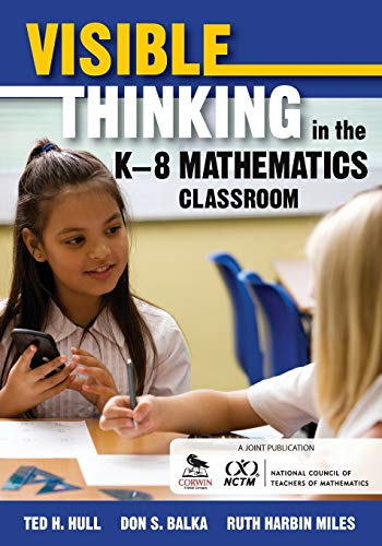 9781412992053: Visible Thinking in the K-8 Mathematics Classroom