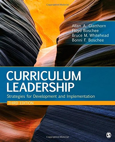 9781412992190: Curriculum Leadership: Strategies for Development and Implementation