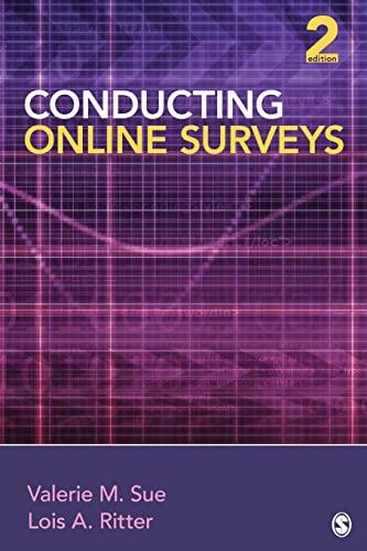 conducting online surveys sue ritter pdf