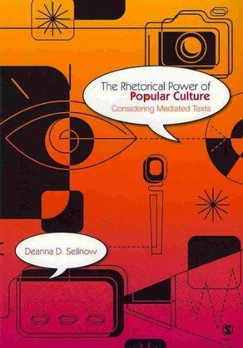 BUNDLE: Sellnow, The Rhetorical Power of Popular: Sellnow, Dr. Deanna