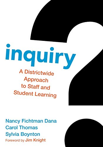 9781412992473: Inquiry: A Districtwide Approach to Staff and Student Learning