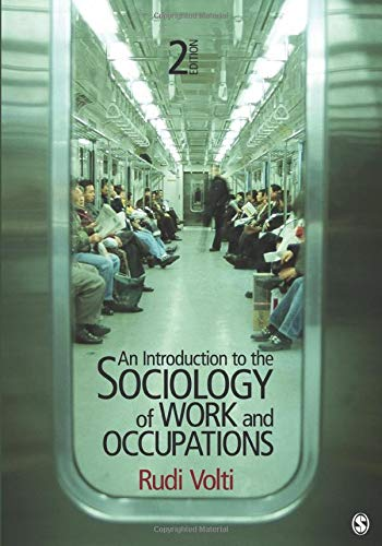 9781412992855: An Introduction to the Sociology of Work and Occupations