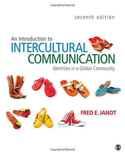 9781412992879: An Introduction to Intercultural Communication: Identities in a Global Community