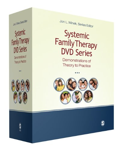9781412992947: Systemic Family Therapy DVD Series: Demonstrations of Theory to Practice