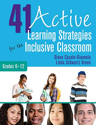 9781412993975: 41 Active Learning Strategies for the Inclusive Classroom, Grades 6–12
