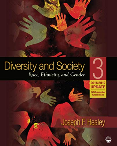 9781412994330: Diversity and Society: Race, Ethnicity, and Gender, 2011/2012 Update
