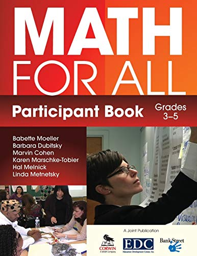 Math for All, Grades 3-5: Marvin Cohen; Linda