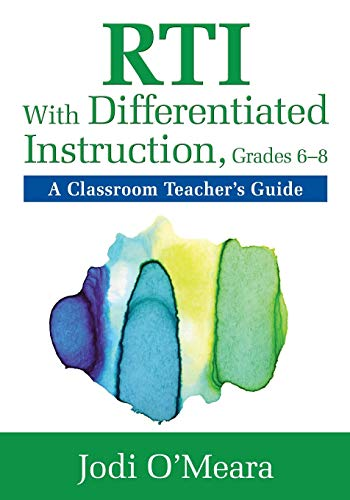 9781412995269: RTI With Differentiated Instruction, Grades 6–8: A Classroom Teacher's Guide