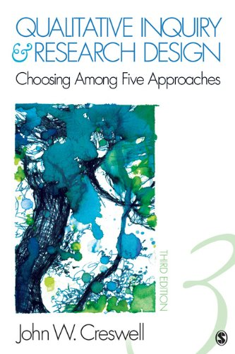 Download Qualitative Inquiry and Research Design: Choosing Among Five Approaches