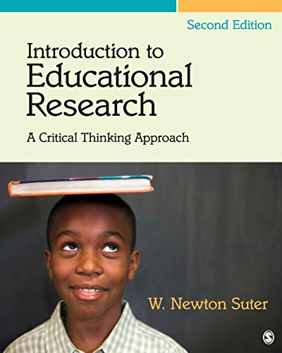 9781412995733: Introduction to Educational Research: A Critical Thinking Approach