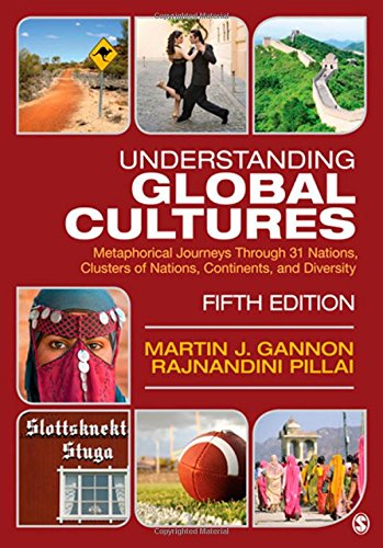 9781412995931: Understanding Global Cultures: Metaphorical Journeys Through 31 Nations, Clusters of Nations, Continents, and Diversity