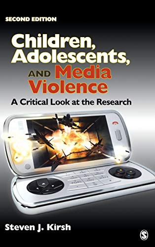 9781412996433: Children, Adolescents, and Media Violence: A Critical Look at the Research