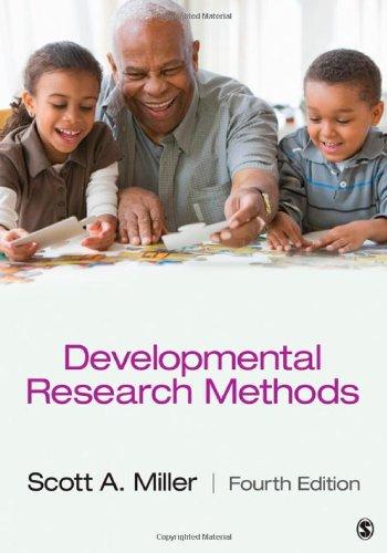 9781412996440: Developmental Research Methods