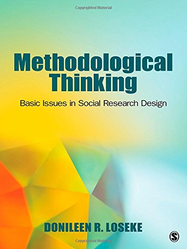 9781412997201: Methodological Thinking: Basic Principles of Social Research Design