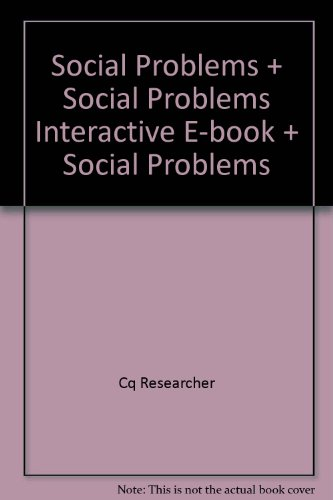social problems notes