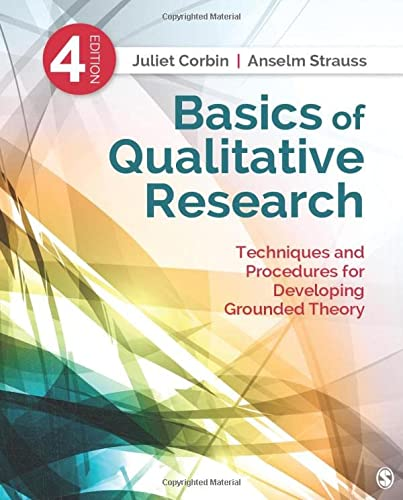 9781412997461: Basics of Qualitative Research: Techniques and Procedures for Developing Grounded Theory