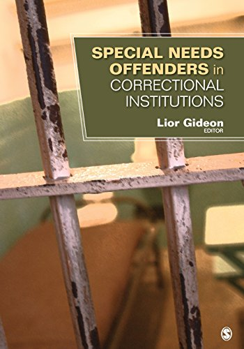 9781412998130: Special Needs Offenders in Correctional Institutions