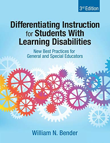 9781412998598: Differentiating Instruction for Students With Learning Disabilities: New Best Practices for General and Special Educators