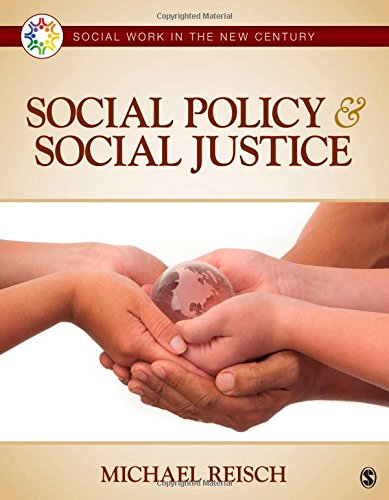 9781412998864: Social Policy and Social Justice (Social Work in the New Century)