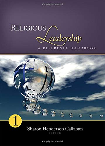 9781412999083: Religious Leadership: A Reference Handbook