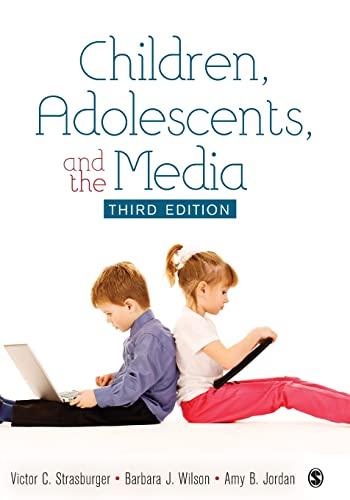 9781412999267: Children, Adolescents, and the Media