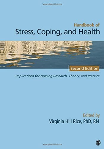 9781412999298: Handbook of Stress, Coping, and Health: Implications for Nursing Research, Theory, and Practice