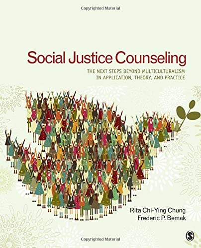 9781412999526: Social Justice Counseling: The Next Steps Beyond Multiculturalism