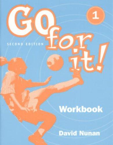 9781413000160: Go for it! 1: Workbook (Bk. 1)