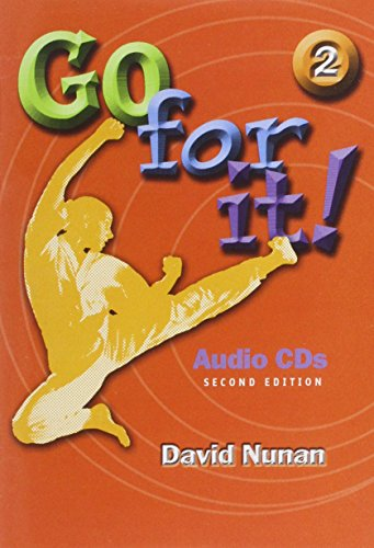 9781413000184: Audio CD for Go for it! Book 2, 2nd (Bk. 2)