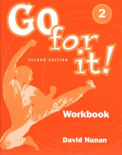9781413000214: Go for It!, Book 2: Workbook Bk. 2