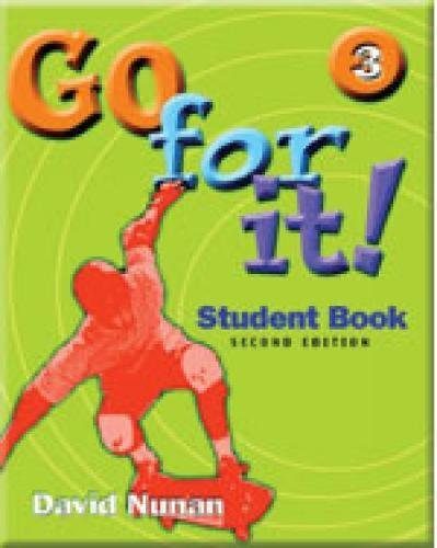 9781413000245: Go for It! Book 3
