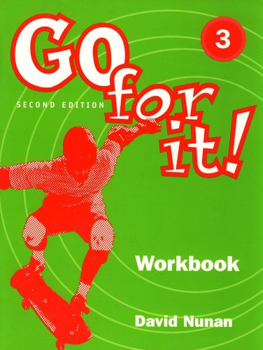 9781413000269: Go for it! 3: Workbook (Bk. 3)