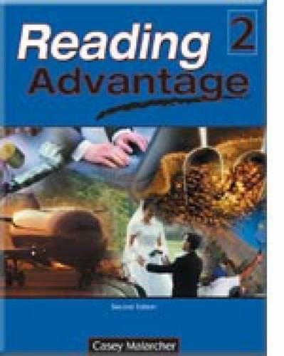 9781413001150: Reading Advantage 2, 2nd Edition