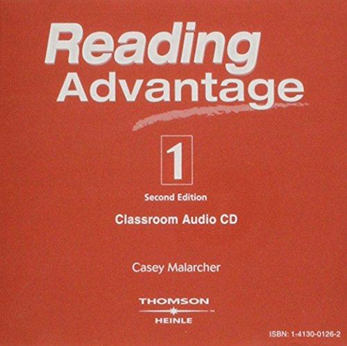 9781413001266: Reading Advantage 1, 2nd Edition