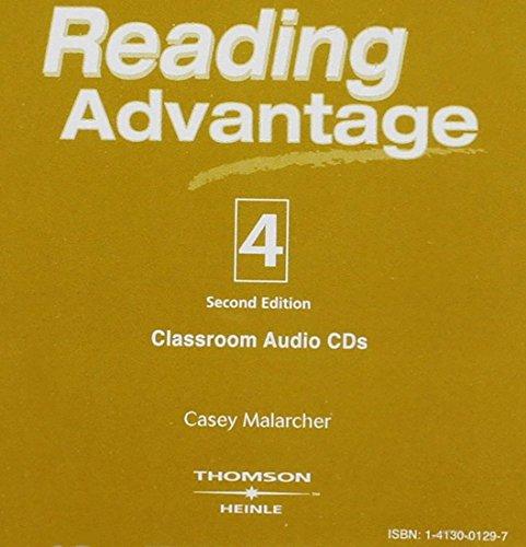 Reading Advantage 4: Audio CDs (2): Casey Malarcher