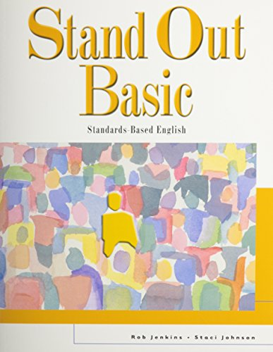 Stand Out Basic: Standards-Based English: Rob Jenkins, Staci