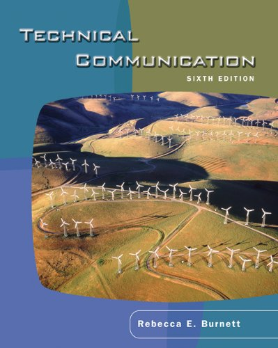 9781413001891: Technical Communication