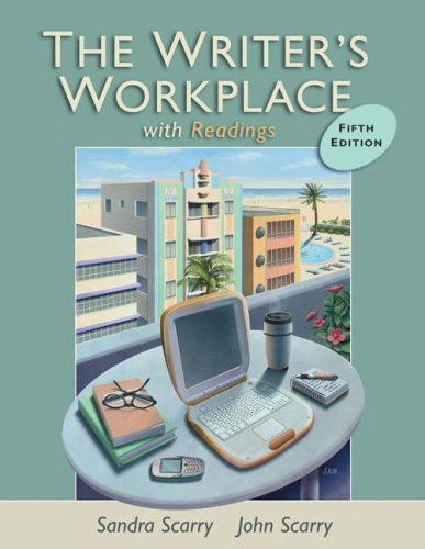 9781413002478: The Writer's Workplace with Readings