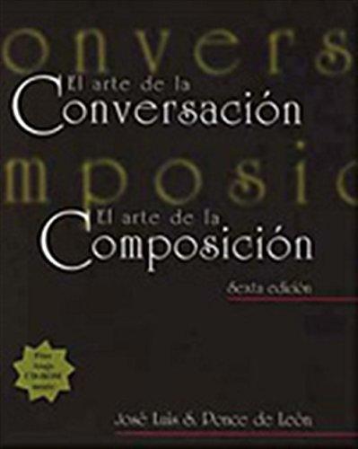 El arte de la conversacion, El arte de la composicion