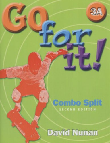 9781413004304: Book 3A for Go for it!, 2nd