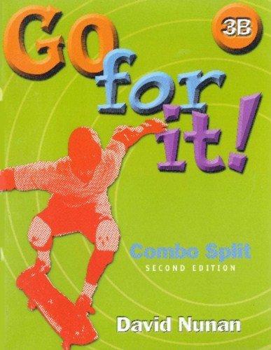 Go for It! 3B Combo split 2nd edition: Nunan, David