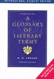 9781413004564: A Glossary of Literary Terms (Ise)