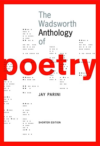 9781413004748: The Wadsworth Anthology of Poetry, Shorter Edition (with Poetry 21 CD-ROM): Brief Edition