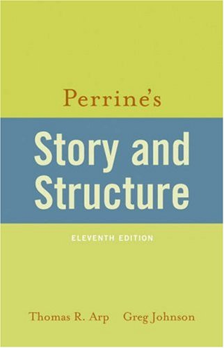 9781413006575: Perrine's Story and Structure