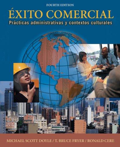 Download Éxito comercial: Prácticas administrativas y contextos culturales (with Audio CD)