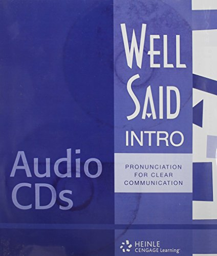 9781413007169: Well Said Intro: Pronunciation for Clear Communication