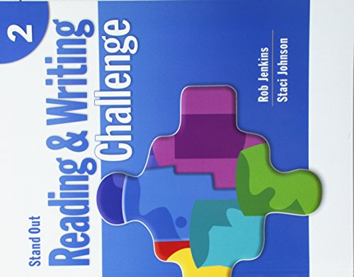 Stand Out: Reading and Writing Challenge, Level: Jenkins, Rob; Johnson,