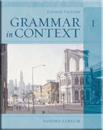 9781413007367: Grammar in Context 1, Fourth Edition (Student Book) (Bk. 1)