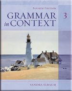 9781413007480: Grammar in Context 3, Fourth Edition (Student Book) (Bk. 3)